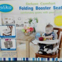 harga Pliko Folding Booster, Tempat Makan Bayi, Kursi Makan Bayi, Baby Chair Tokopedia.com