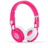 Headphone DJ Beats MIXR pink Neon bandung