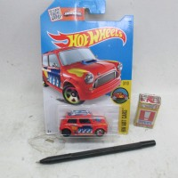 Hotwheels Mini Cooper
