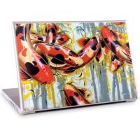 "Gelaskins Notebook / Macbook 15.4"" Acclimated Koi"