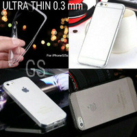 Iphone 6 6plus 5 5s 5c 4 4s Ultrathin 0.3mm Case Softcase Bumper