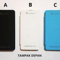 Flip Cover Smartfren Andromax U3