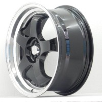 Work Meister Ring 17x7,5-9 Velg Mobil Swift Jazz Yaris Splash Agya
