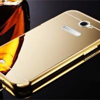 Bumper Mirror Case Samsung Galaxy Note 2 /Aluminium/Metal/Slide/Miror