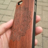 Wood Case Cover iPhone 5 5s