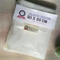 Jual Plastik Vacuum 30 x 50 cm, Vakum Plastic Sealer Vacum Bag Promo !! Murah
