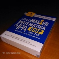Buku Grand Master Matematika & IPA SMP Kelas 7/8/9 - Soal Latihan