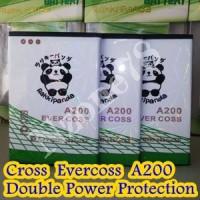 harga BATERAI CROSS EVERCOSS A200 A5 DOUBLE POWER PROTECTION Tokopedia.com