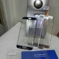 tempered glass full cover melengkung for samsung S7 edge