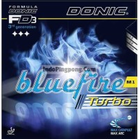 Donic Bluefire M1 Turbo ~ Rubber Karet