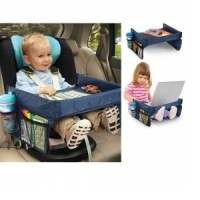 Meja Mobil Anak Waterproof Neck Tray Children Car Tablet