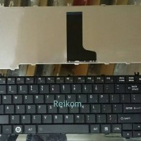 Keyboard Toshiba satellite, Satelite C600, L640, L740, L745 hitam dove