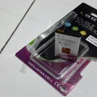 Batre Nokia BL5C Baterai Log-On Double Power N70 N71 N72 E91