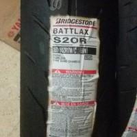 Ban Battlax S20 160/60-17