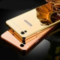 harga Case Mirror Aluminium Bumper Oppo Mirror 5 A51 Tokopedia.com