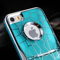 Case Crystal Cube Water Apple Iphone 6 Plus
