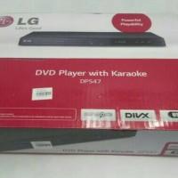 harga LG DP-547 Karaoke DVD Player + USB Tokopedia.com