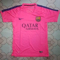 Jersey Training Barcelona 14/15 Pink