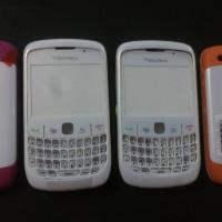 harga Casing Bb Blackberry Gemini 8520 Fullset + Tulang Warna Casing putih Tokopedia.com