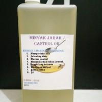 MINYAK JARAK / CASTROL OIL ( 1 LTR )
