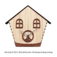NAIL YOUR ART - JAM DINDING UNIK - BirdHouse 3D