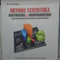 Metode Statistika Parametrik & Nonparametrik Penelitian Ilmu Sosial