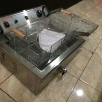 deep fryer / mesin penggorengan listrik