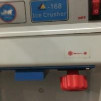 mesin serut es / ice crusher