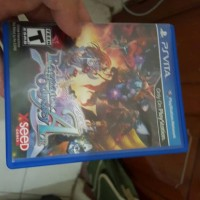 Ragnarok oddesey ACE PS Vita Fullset