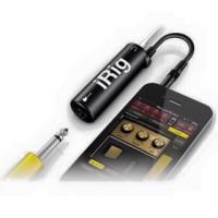IRIG Amplitube untuk efek gitar/BASS via iphone ipad dan android