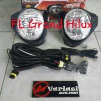 Foglamp / Lampu Kabut Toyota Grand Hilux