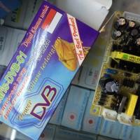 Ac Matic Viper Power Supply Regulator Untuk Dvd Board