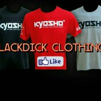 tshirt KYOSHO RC RACING