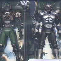 S.I.C. VOL. 27 Kamen Rider Zolda & Kamen Rider Taiga