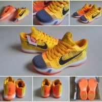 SEPATU BASKET NIKE KOBE 10 ELITE LOW CHESTER