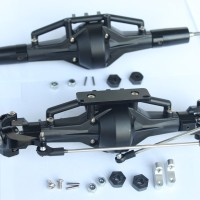 Rc Car/Spare Part Gardan V2 Complete Front And Rear Full Alloy SCX10