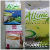Jual Esprecielo Tea Latte (Allure Green tea, Romance Red Tea, Affairs) Murah