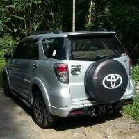 Jual Sarung Ban / Cover Tire Rush Logo Toyota Murah