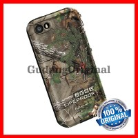 Lifeproof iPhone 5 / 5s / SE fre Case Original Realtree - OD Green