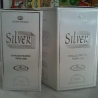 Al rehab Silver parfum non alkohol 6ml