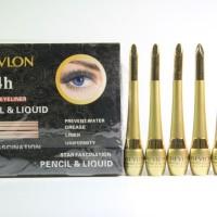 Eyeliner Liquid Revlon 2in1