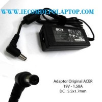 Adaptor Acer Aspire One 19V 1.58A ZG5 A110 A150 D150 D250 KAV10 ZA3 ZG
