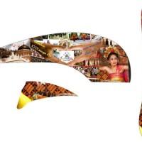 Modifikasi Stiker Honda scoopy indonesia culture v2 Spec A