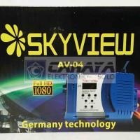 Skyview Modulator 1 Channel Agile VHF UHF Stereo AV to RF