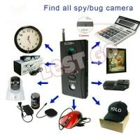Anti Spy Hidden Camera Bug Signal Detector / Anti Sadap NEW