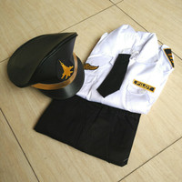 Baju anak setelan PILOT / Seragam pilot anak