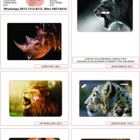 GARSKIN LAPTOP EDISI ANIMAL