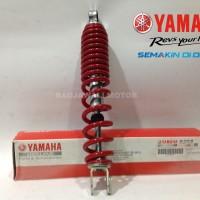 harga SKOK / SHOCK BELAKANG XEON RC, GT 125 ASLI YAMAHA OEM ORIGINAL MERAH Tokopedia.com