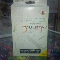 Multitap Playstation 2 PS 2 plus 4 stick Ori Pabrik Murah