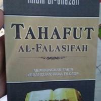 TAHAFUT FALASIFAH - Imam Al-Ghozali